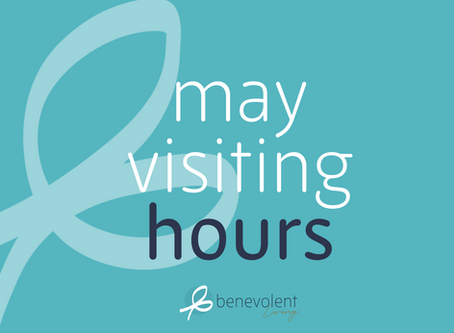 May Visiting Hours