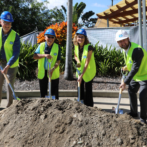 Breaking Ground on the Future