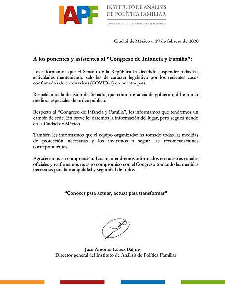 Cominicado Congreso IAPF 1.jpg