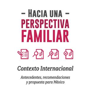 Estudio: Hacia una Perspectiva Familiar
