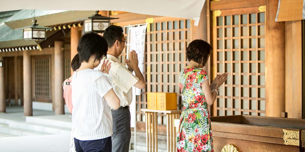 6名限定5/12神社巡りワゴンツアー(締切4/30)