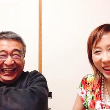 北原義昭先生とすくなちあきの 心理楽カフェセミナー