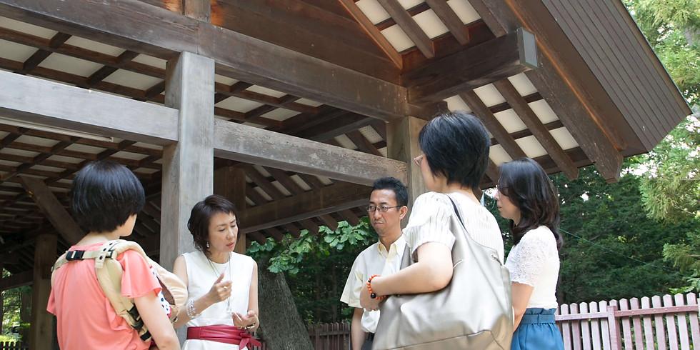 6名限定5/26神社巡りワゴンツアー(締切4/30)