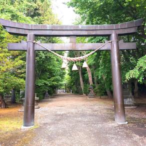 神様からのメッセージ(札幌信濃神社)