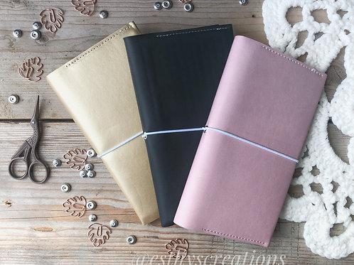 Travelers Notebook met naam