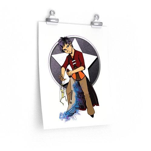 Premium Matte vertical posters - Puppet Master
