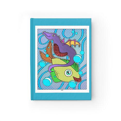 Journal - Blank - Fishy Friends