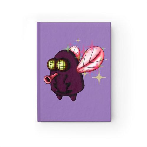Journal - Blank - Kawaii-style Fly