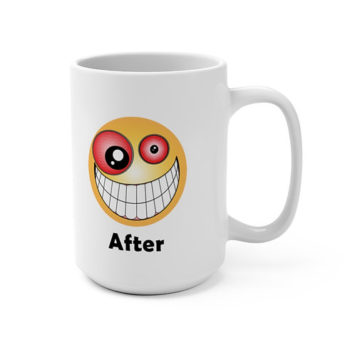 Mug 15oz - Caffiene_Before and After