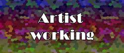 Artist Working_#2