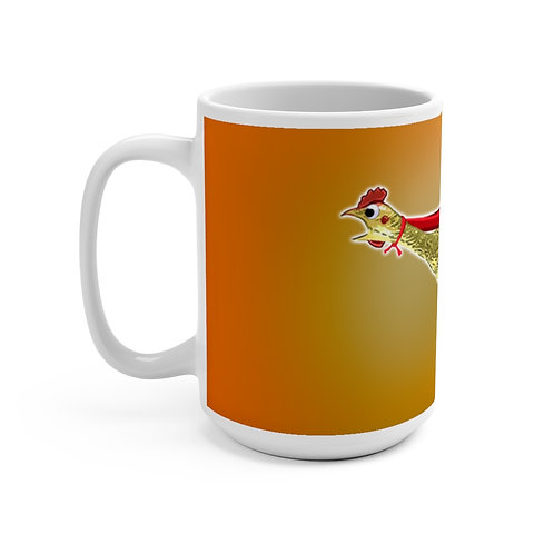 Mug 15oz - Super Chicken