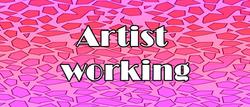Artist Working_#3