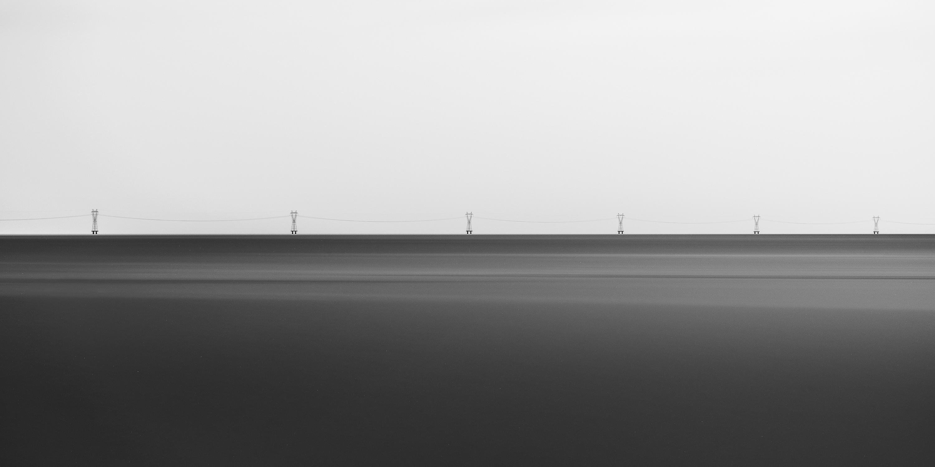 HIGH TENSION __ LAKE PONTCHARTRAIN