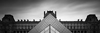 PYRAMIDE DU LOUVRE // TWO