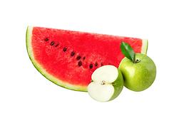 Watermelon Green Apple