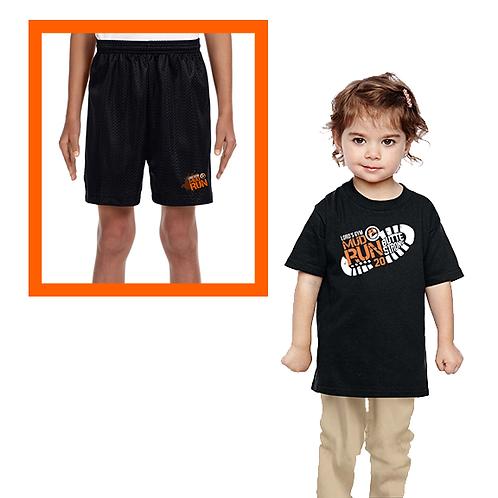 Kids Shirt + Shorts
