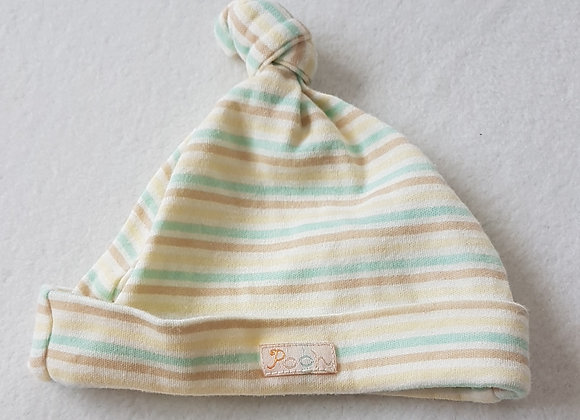 Disney. Striped Pooh hat. Size Tiny Baby.
