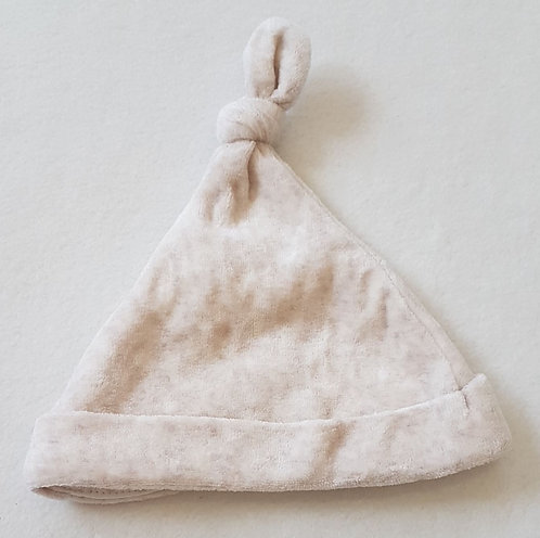 MOTHERCARE. Beige soft hat. Tiny Baby