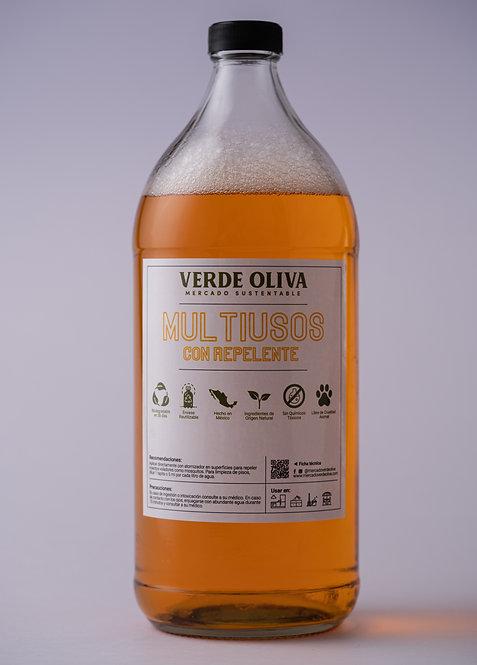 Limpiador Multiusos Biodegradable con Repelente
