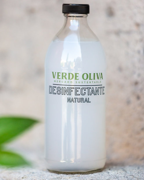 Desinfectante 100% Natural Biodegradable