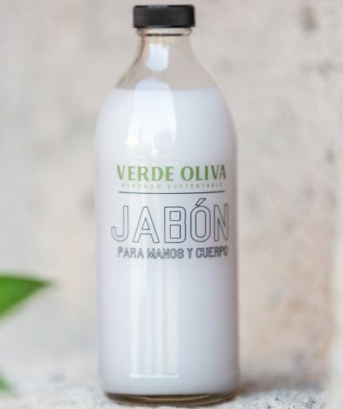 Jabón para Manos y Cuerpo Biodegradable Frutos del Bosque