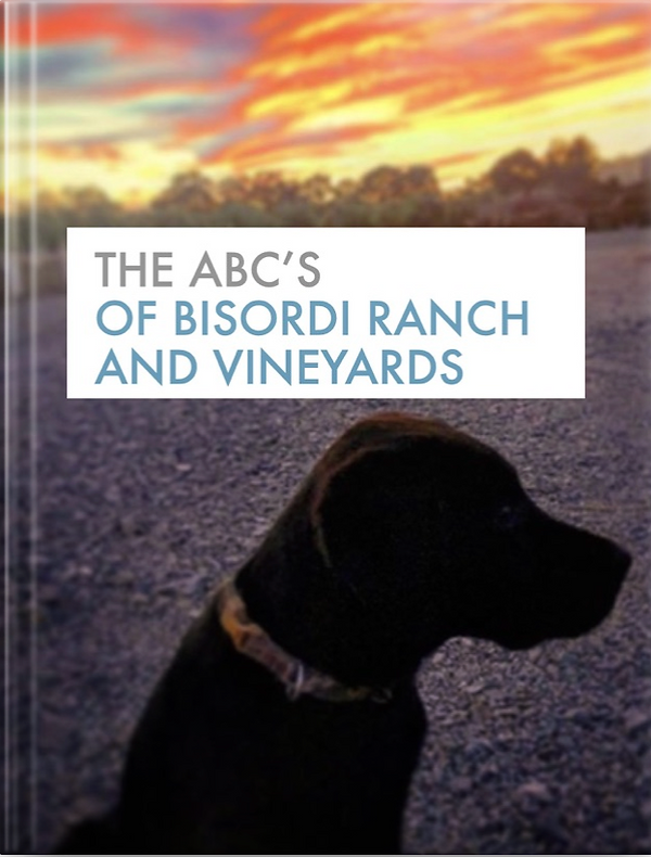 The Abc's of Bisordi Ranch and vineyard