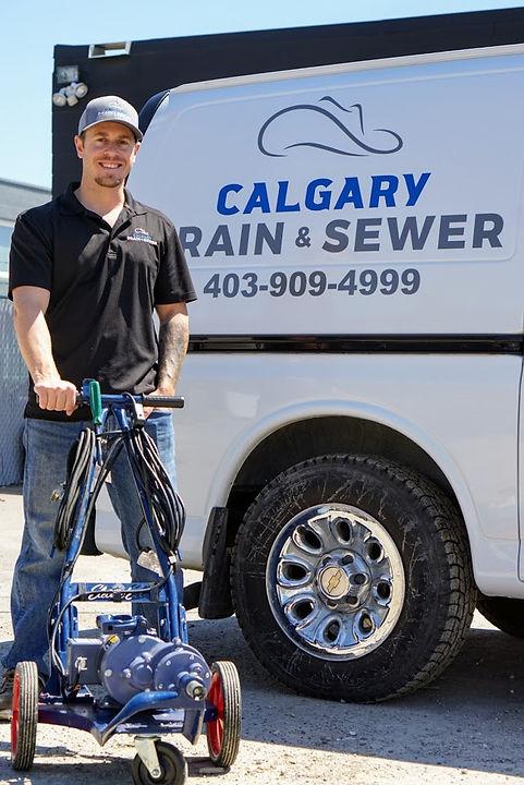 Calgary Drain & Sewer