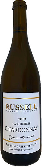 Chardonnay Russell Reserve 2019 (NEW VINTAGE)