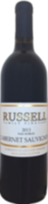 Russell Family Cabernet Sauvignon 2013