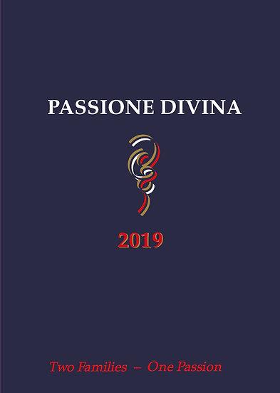 2019 Passione Divina Sangiovese Magnum