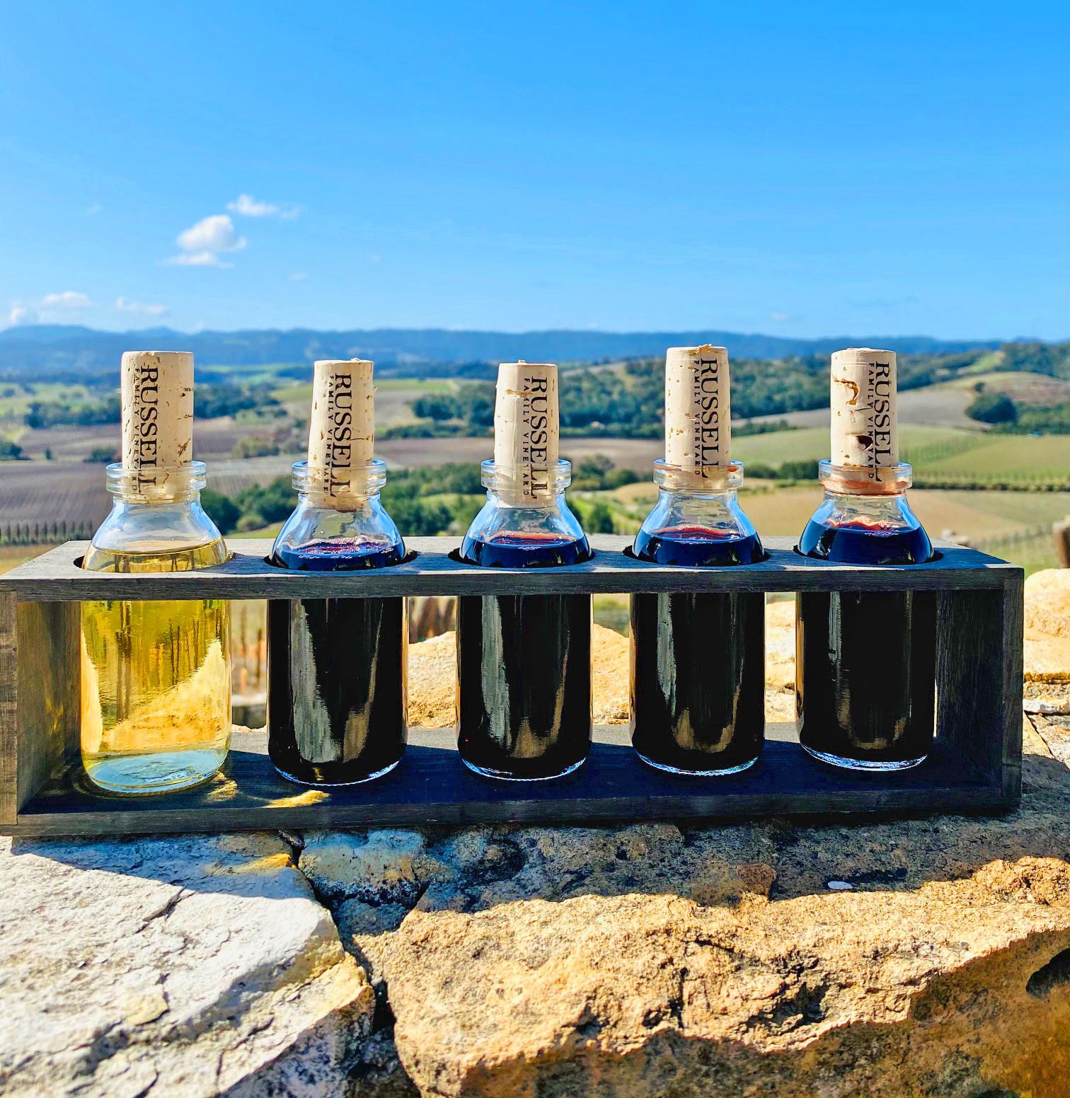 Vineyard Tasting (One Set)