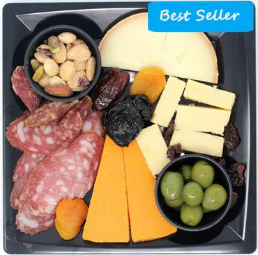 CHARCUTERIE PLATE FOR TWO