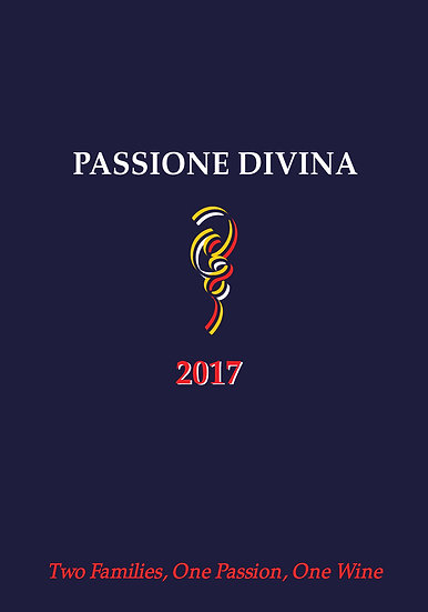 Sangiovese, Passione Divina 2017  (750ml)