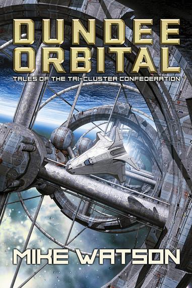 Dundee Orbital  - novel