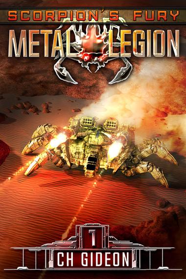Meta Legion book 1 - novel