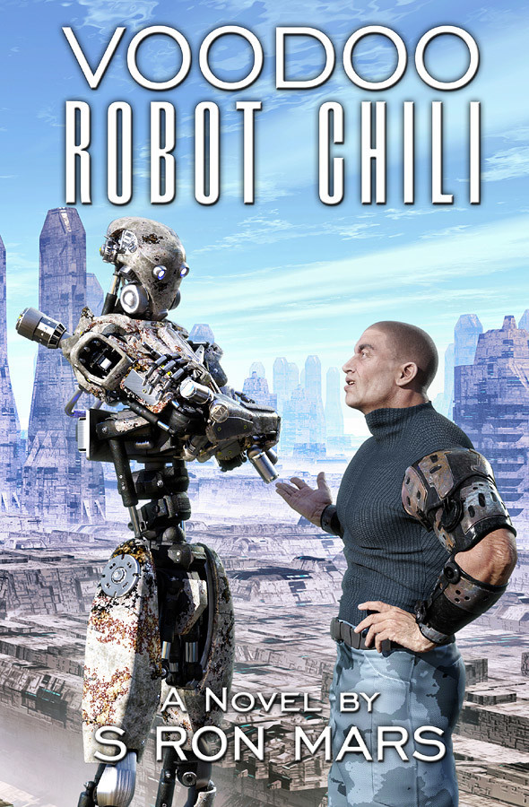 Voodoo Robot Chili - novel