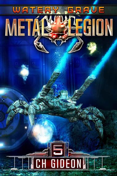 Meta Legion book 5 - novel