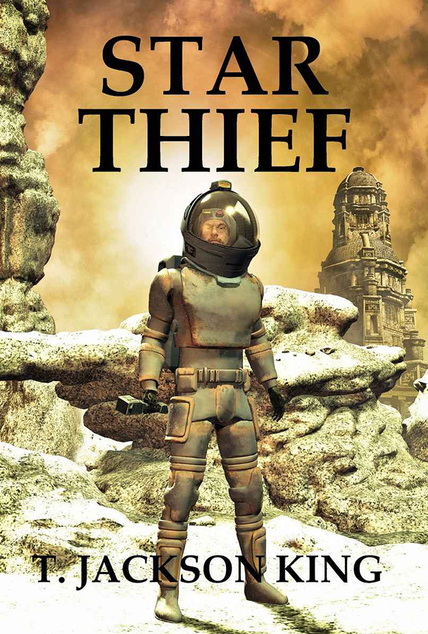 Star Thief - novel