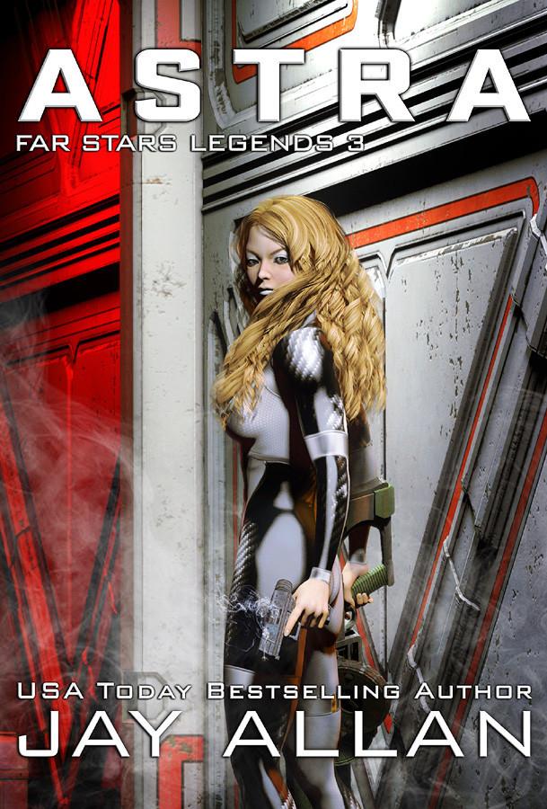 Far Stars Legends 3 - novel