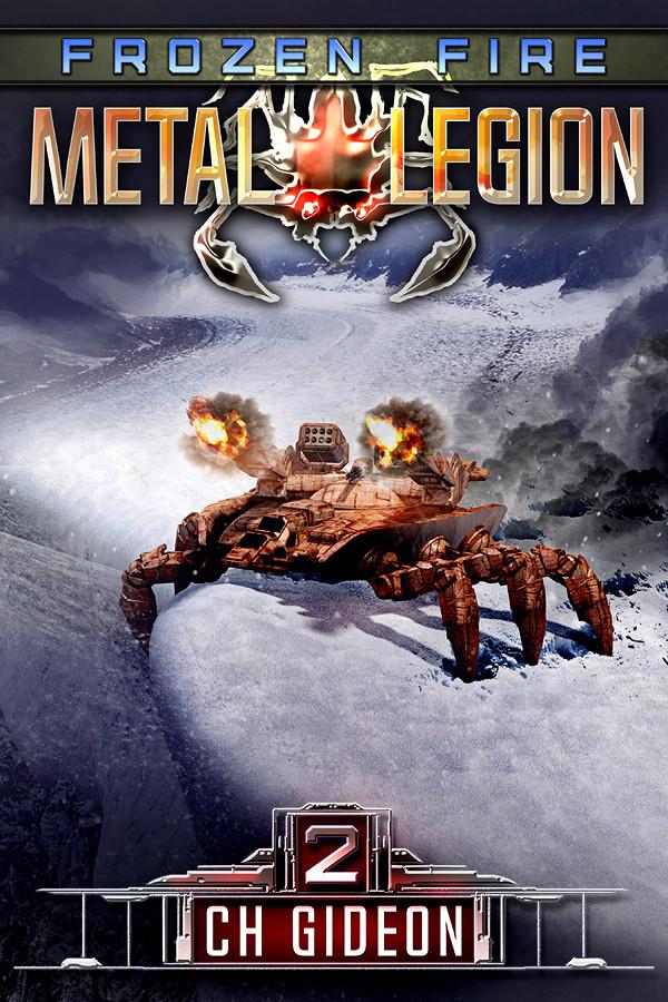Meta Legion book 2 - novel