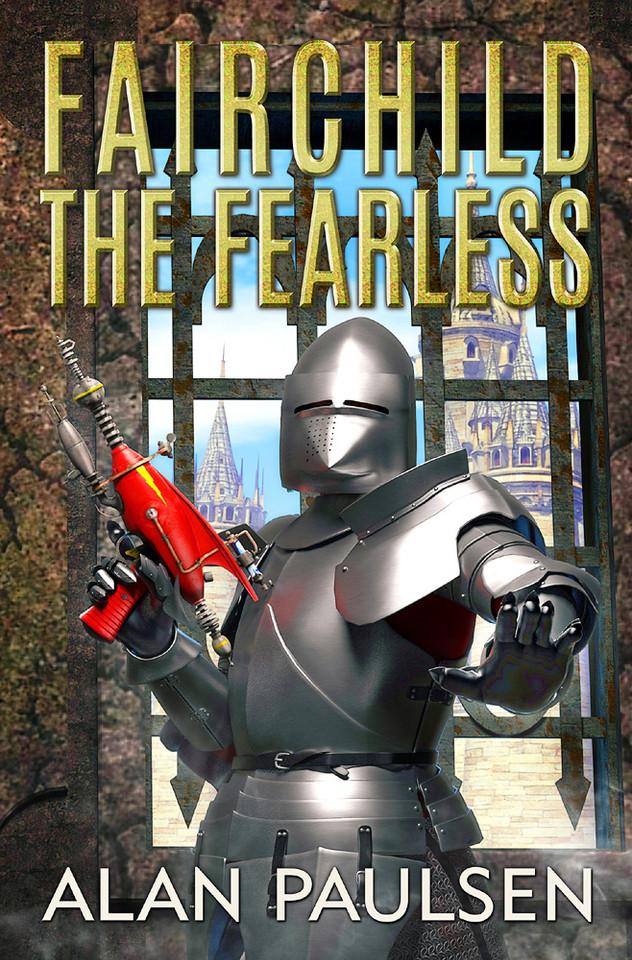 Fairchild The Fearless - novel