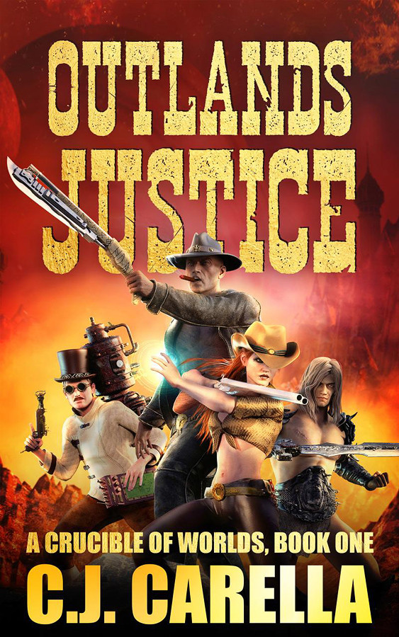 Outlands Justice - novel
