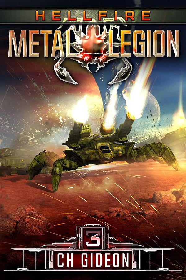 Meta Legion book 3 - novel