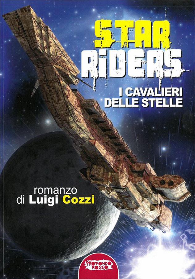 Star Riders - novel