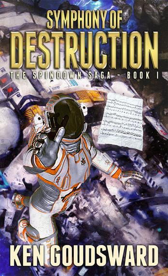 Symphony of Destruction - novel
