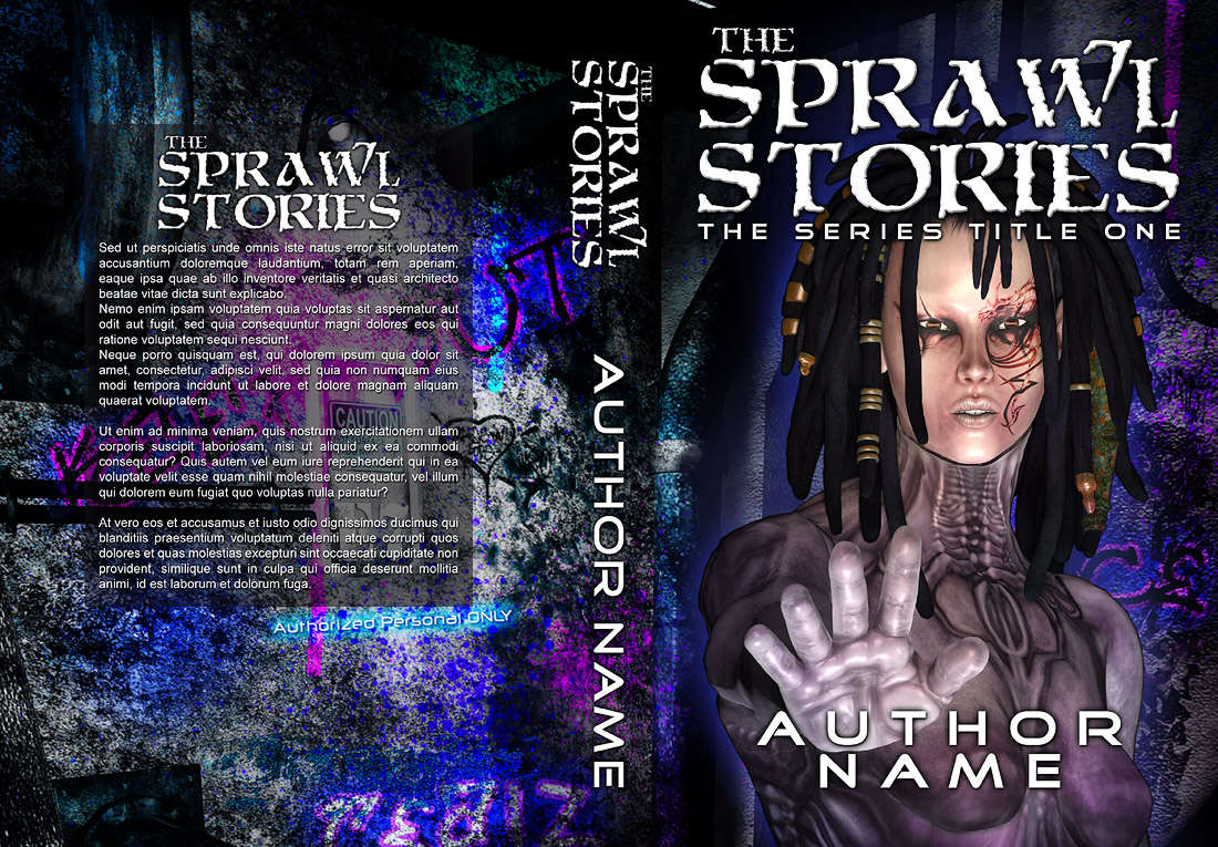 The Sprawl Stories