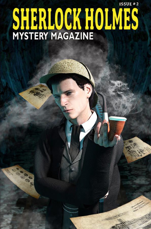 Sherlock Holmes Mystery Magazine