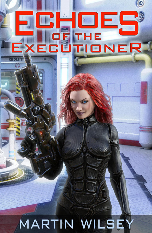 Echoes of the Executioner - novel