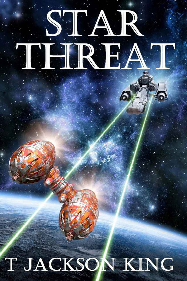 Star Threat - novel