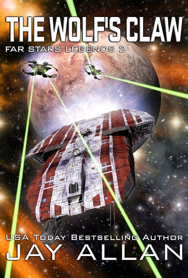 Far Stars Legends 2 - novel